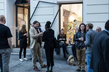 Ausstellungseröffnung auf Altstadt 6