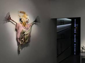 Ausstellungsansicht Markus Bittermann SCHICHTEN